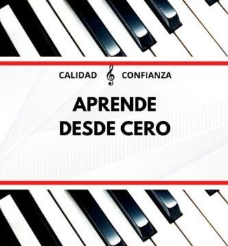 Mejor Curso De Piano Online En Español Para Principiantes Adultos